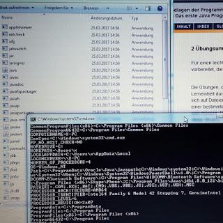 Studium Programmierumgebung