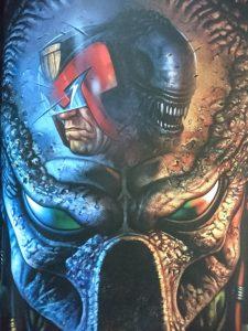 Predator vs Judge Dredd vs Alien