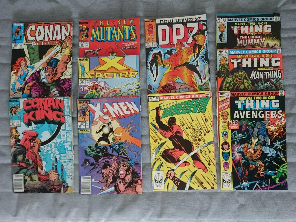 Comic Box 1
