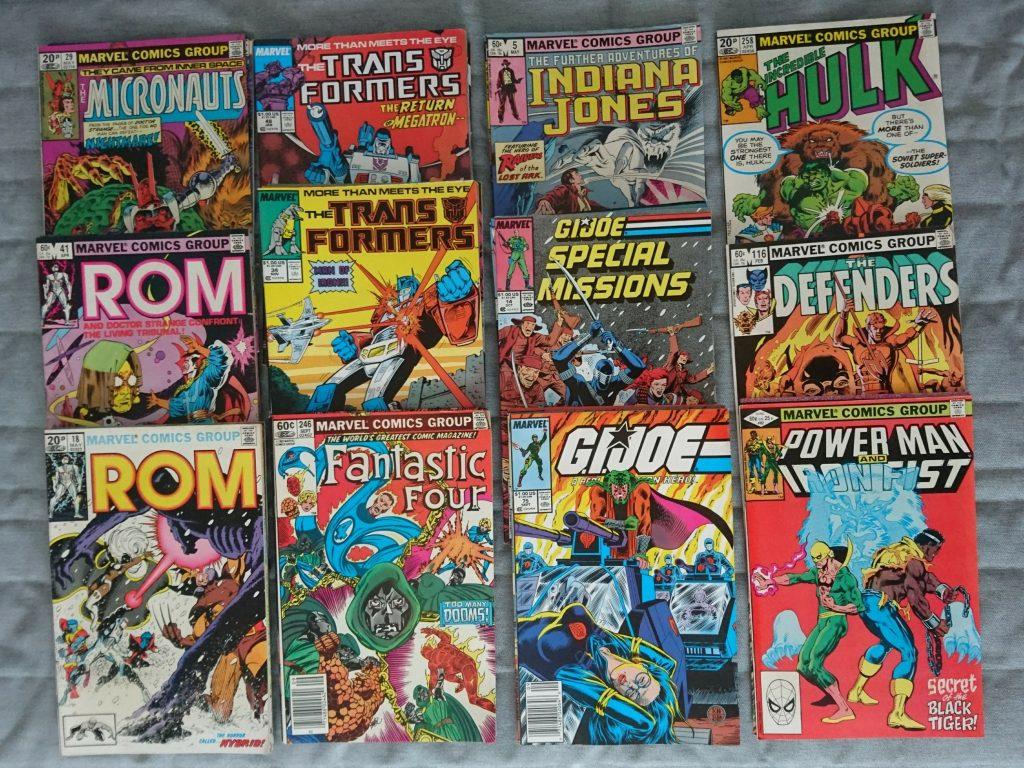 Comic Box 2