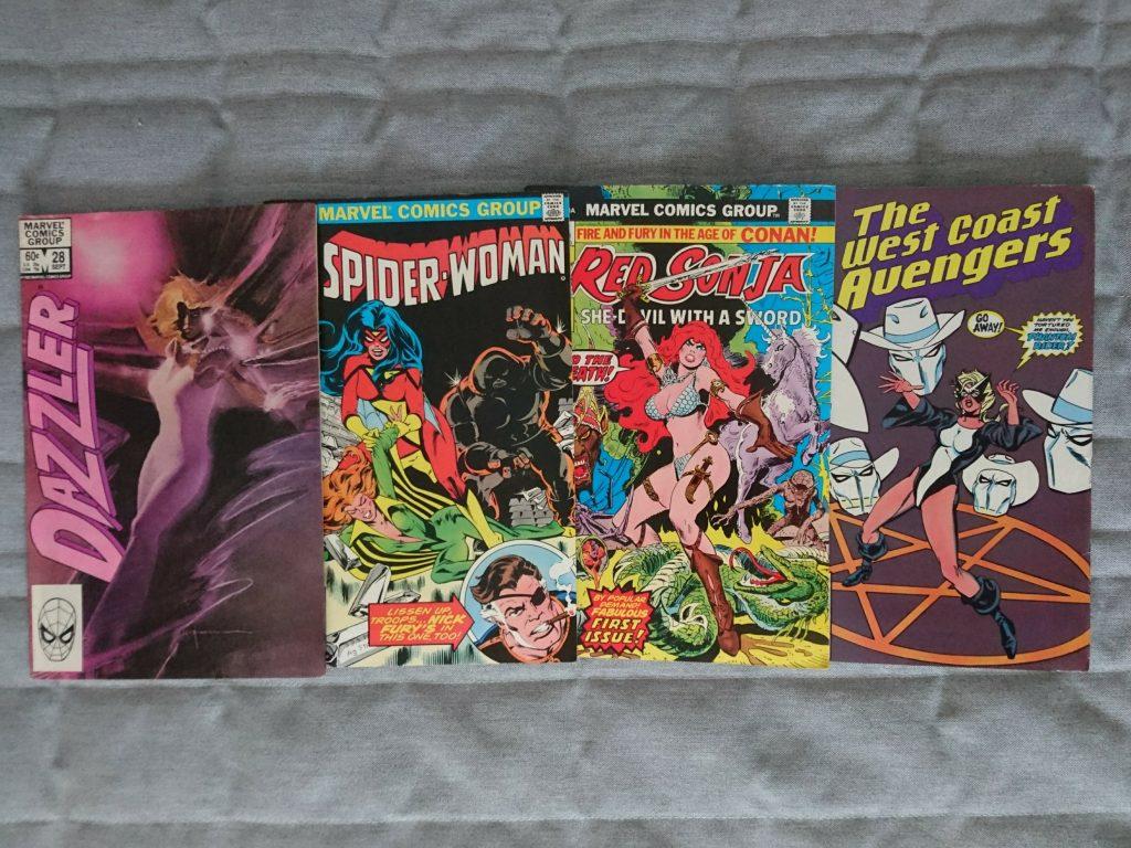 Comic Box Women