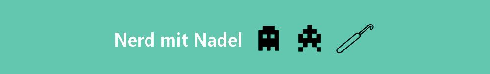 Nerd mit Nadel - Comics, Häkeln, DIY, Lesen, Studium, Nerdstuff