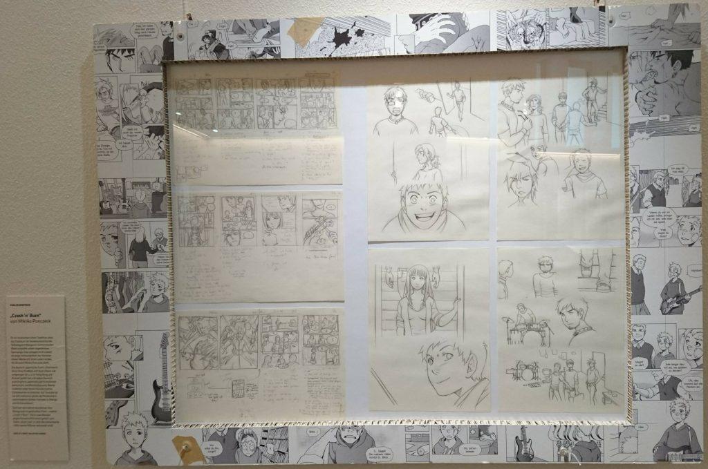 Mikiko Ponczeck, Die besten deutschen Comics