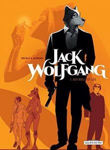 Jack Wolfgang, Schreiber & Leser