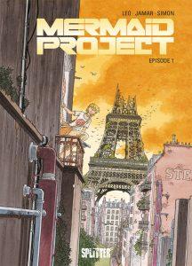 Mermaid Project, Splitter Verlag