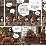 Das Konzil der Bäume, Splitter Verlag, Ausschnitt Seite 10