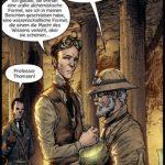 Lady Mechanika 3, Splitter Verlag, Ausschnitt Seite 8