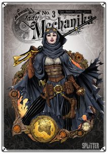 Lady Mechanika, Splitter Verlag