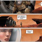 Olympus Mons 2, Splitter Verlag, Ausschnitt Seite 13