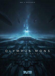 Olympus Mons, Splitter Verlag