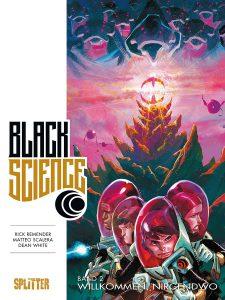 Black Science 2, Splitter Verlag
