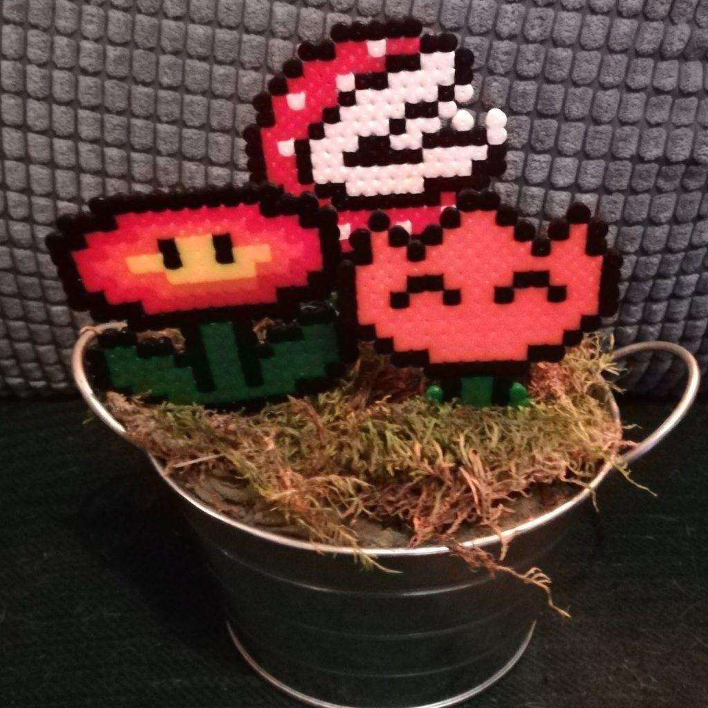 Super Mario Blumen