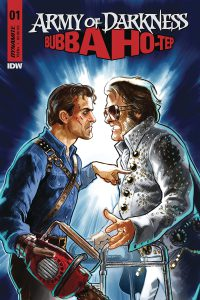 Previews Army of Darkness Bubba Ho-Tep