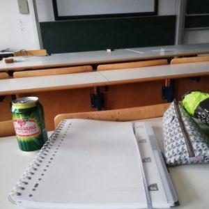 Semester 5 - Warten auf den Prof