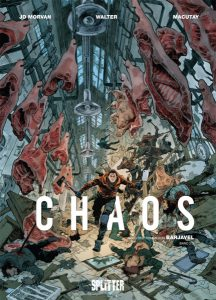 Chaos Band 2, Splitter Verlag