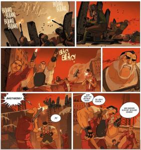 Warship Jolly Roger, Auschnitt Seite 7, Splitter Verlag