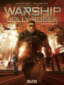 Warship Jolly Roger 1, Splitter Verlag