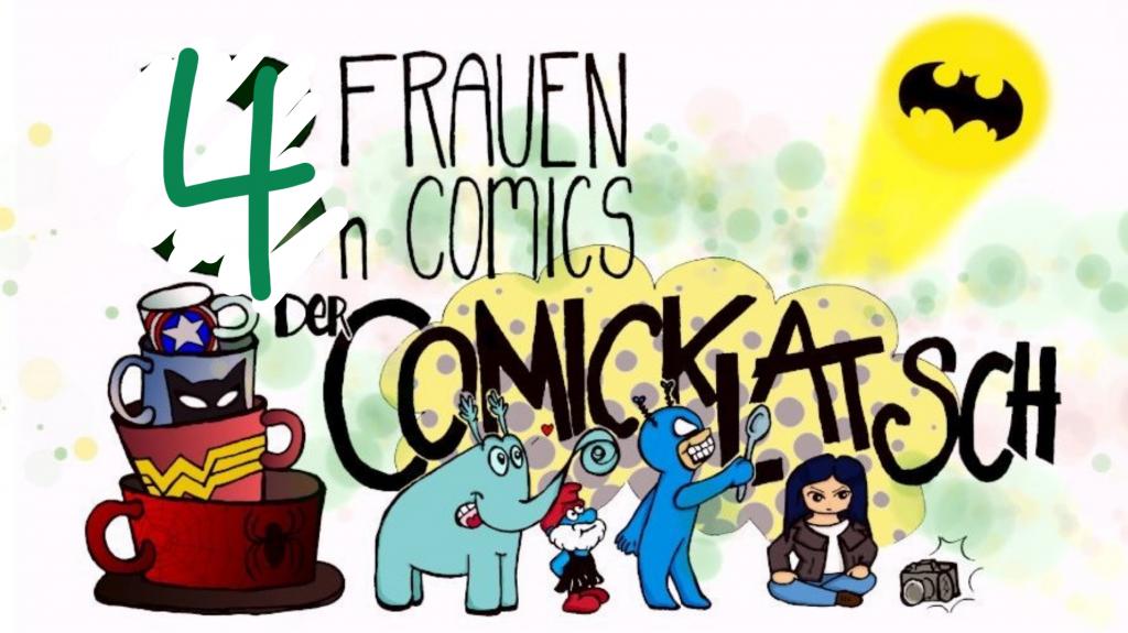 4 Frauen. n Comics