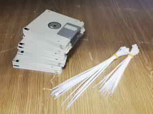 Floppy Stapel