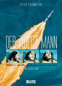 Der zweite Mann 1, Splitter Verlag