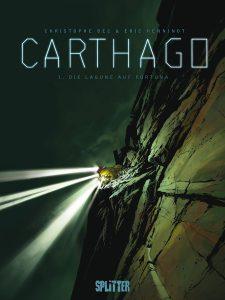 Carthago 1, Splitter Verlag