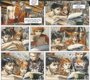 TER 1, Ausschnitt Seite 11, Splitter Verlag