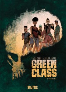 Green Class 1, Splitter Verlag