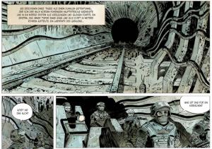 Metro 2033, Ausschnitt Seite 4, Splitter Verlag