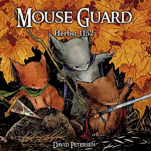 Mouse Guard 1, Cross Cult