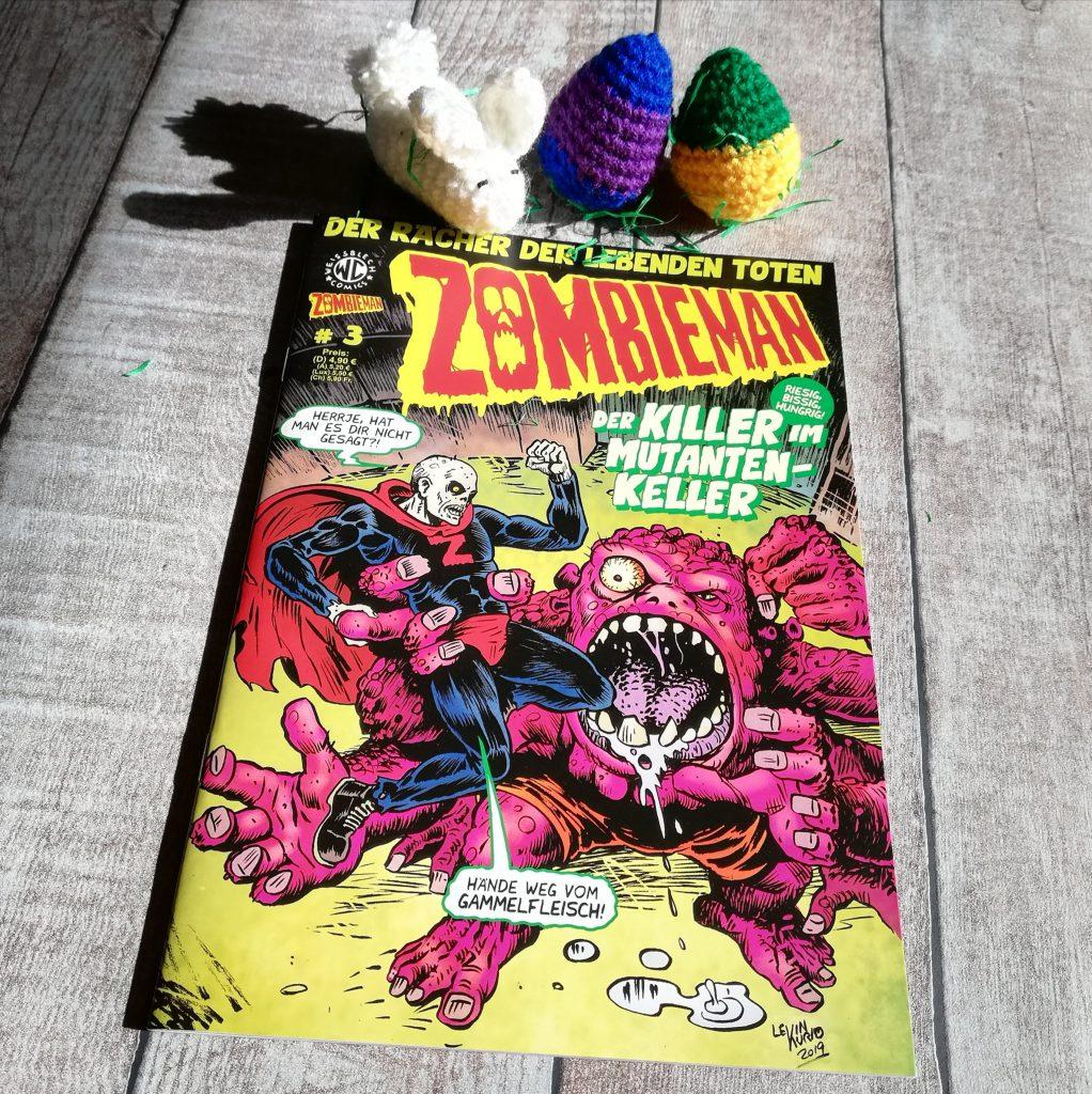 Zombieman - Comicklatsch Wiedergänger Spezial