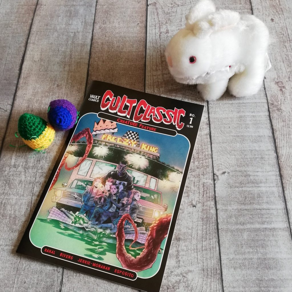 Cult Classic: Creature Feature - Comicklatsch Wiedergänger Spezial