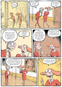 Das Geheimnis des unfehlbaren Gedächtnisses, Knesebeck, Seite 15