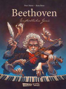 Beethoven - unsterbliches Genie, Carlsen