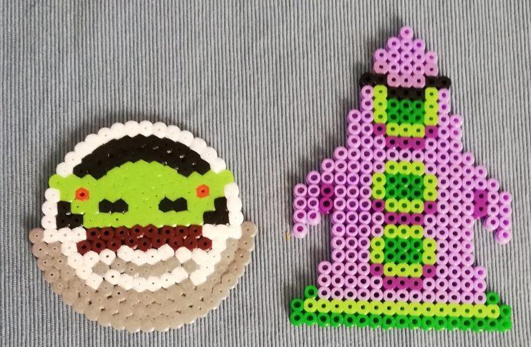 The Child aka. Baby Yoda / Purple Tentacle
