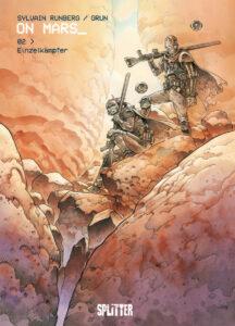 On Mars_ 2, Splitter Verlag