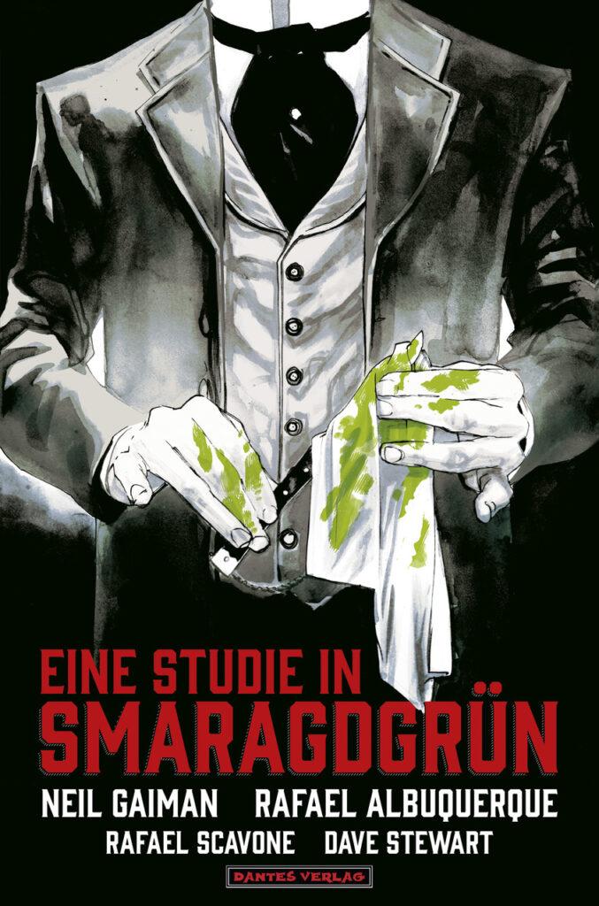 Eine Studie in Smaragdgrün, Dantes Verlag