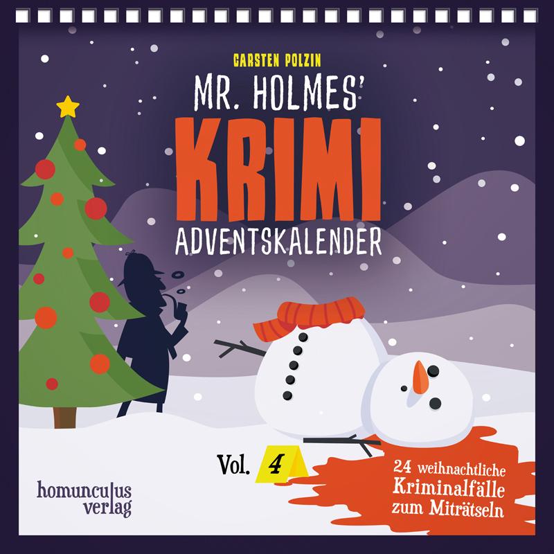 Mr. Holmes' Krimi-Adventskalender Vol. 4
