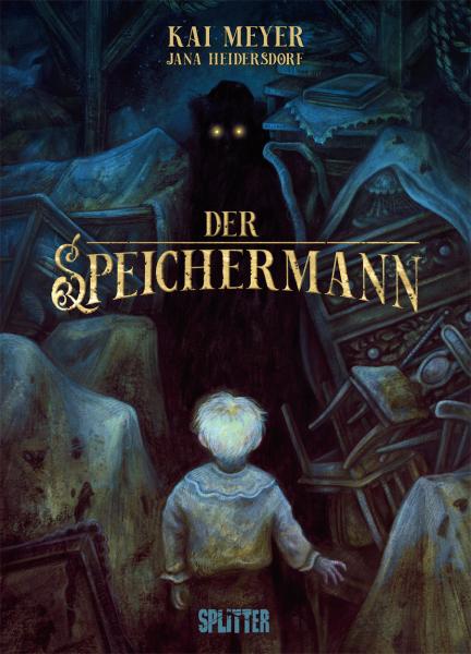Der Speichermann, Splitter Verlag