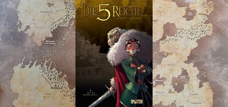 Die 5 Reiche 1