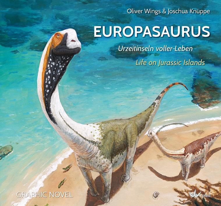Europasaurus - Urzeitinseln voller Leben